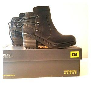 294868b2eb9f8 Caterpillar Shoes | Super Stylish Womens Cat Boots | Poshmark